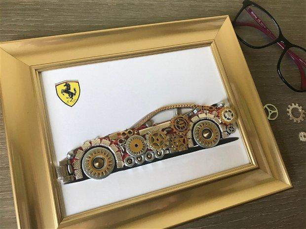 Masina model Ferrari Cod M 407, Cadouri masini, Cadouri barbati, Accesorii barbati
