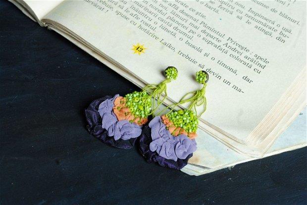 Cercei statement Flowers