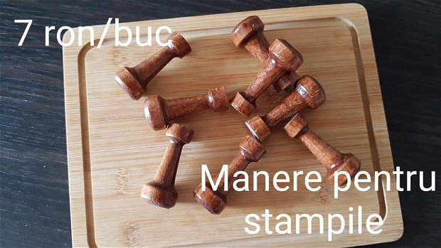 Stampile pentru sapun