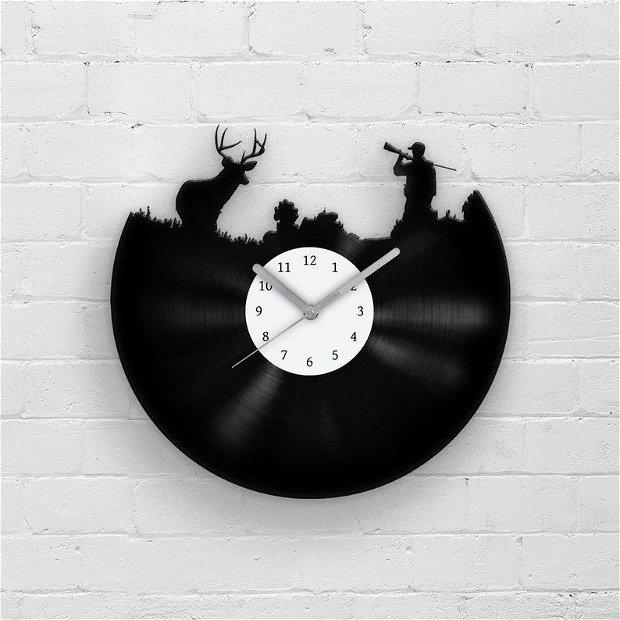 "ceas de perete ""Hunter""(personalizabil)"